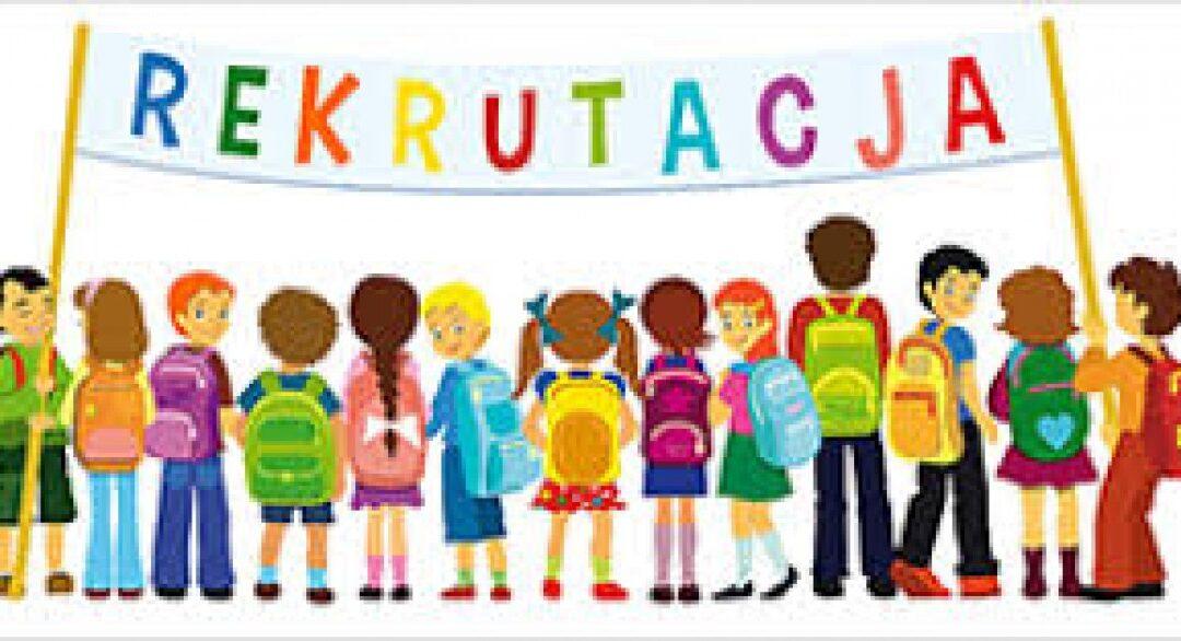 Rekrutacja do Oddziału Przedszkolnego 2020/2021